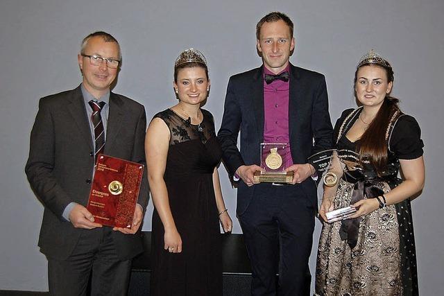 Erneuter Ehrenpreis für Moosmann