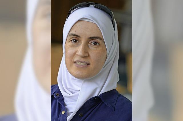 Eine syrische Psychotherapeutin gab in Freiburg ihre Erfahrungen weiter