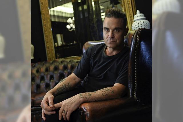 """Robbie Williams: """"Leider habe ich eine große Klappe"""""""