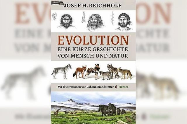 SACHBUCH: Mitten rein in die Evolutionsdebatte