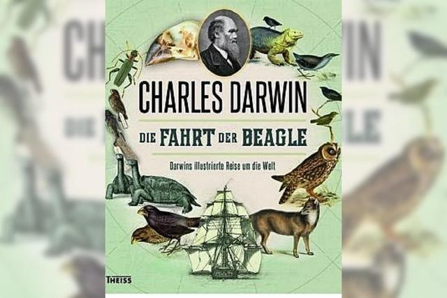 SACHBUCH: Auf der Reise zur Evolutionstheorie