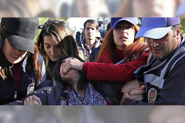 Türkische Behörden schicken führende Kurdenpolitiker ins Gefängnis