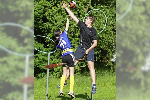 Worin liegt eigentlich der Reiz von Quidditch als Sportart?