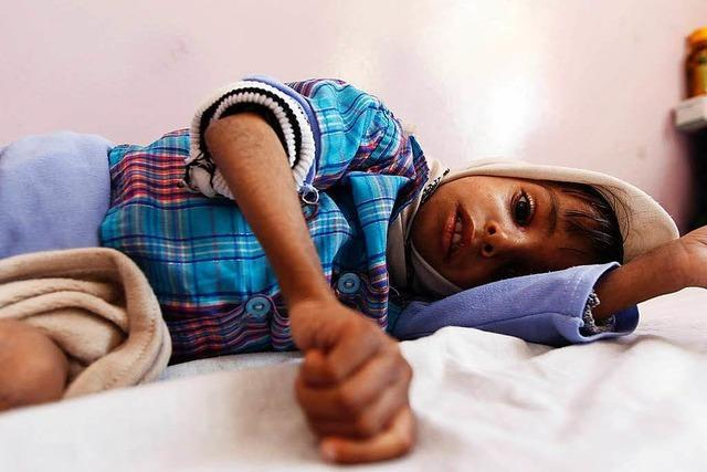 Unicef-Mitarbeiterin über die katastrophale Lage in Jemen