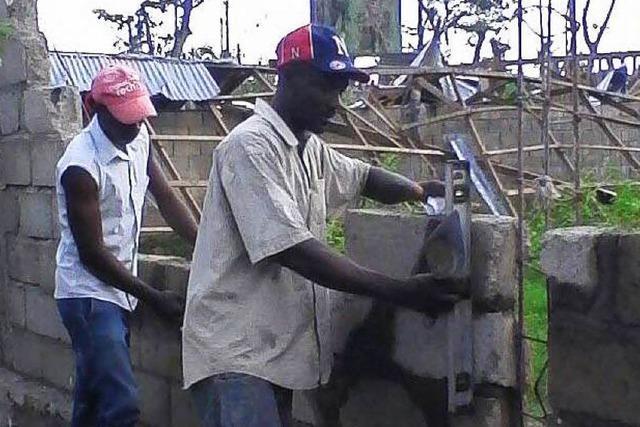 Gundelfinger Familie sammelt Spenden für Haiti