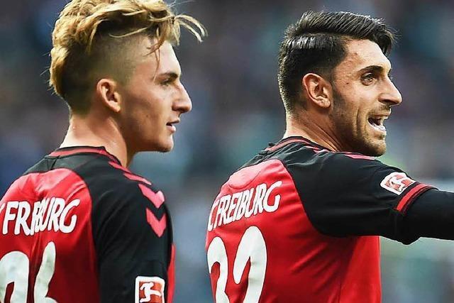 Ticker zum Nachlesen: SC Freiburg – VfL Wolfsburg 0:3