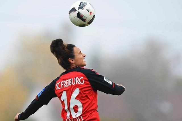 SC-Frauen verlieren erstmals – 0:1 in Essen