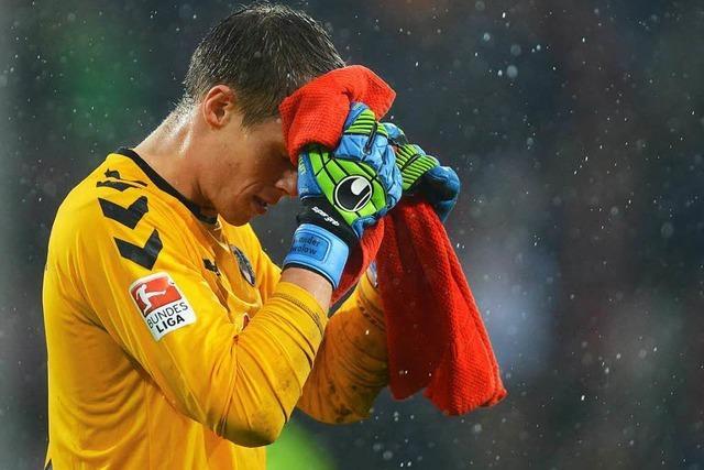 SC Freiburg unterliegt Wolfsburg mit 0:3