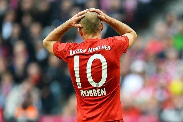 Hoffenheim spielt Remis gegen den FC Bayern