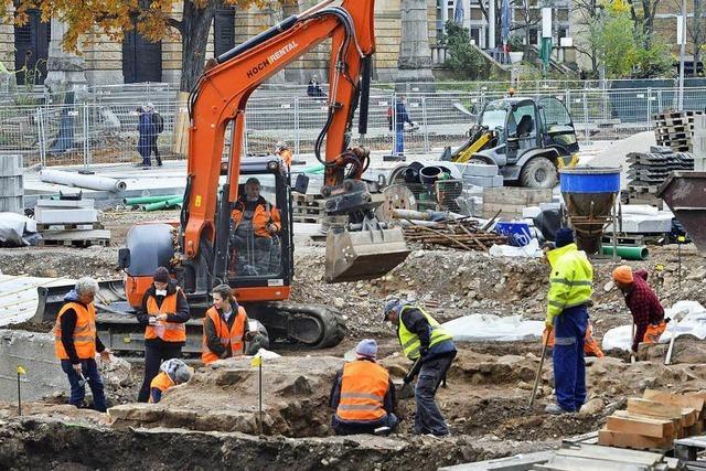 Freiburger Stolperstein-Initiatorin zur Aufregung um die Mauerreste der zerstörten Freiburger Synagoge