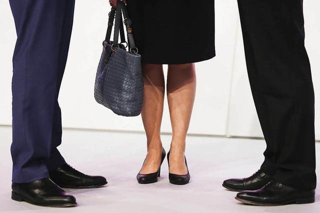 Warum wagen sich nur wenige Frauen in die Selbstständigkeit?