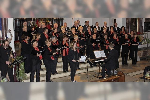 A groovy celebration des Komponisten Wolfgang Klockewitz in Löffingen