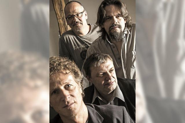 Die Freiburger Band stellt ihre CD in der Essbar im Schlachthof vor