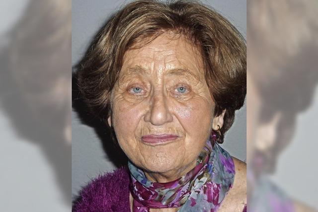 Anne Maria Geringer 80
