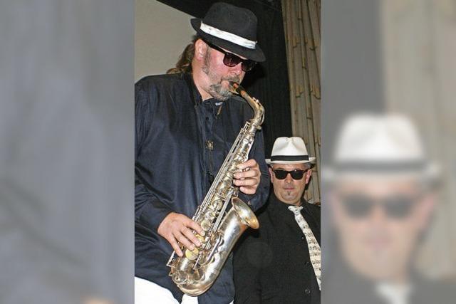 Satter Sound mit einer Brise Soul und Funk