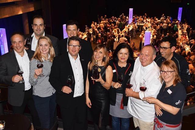 Besucherrekord bei Hiebers Weinmesse