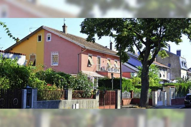 Eine der berühmtesten Arbeitersiedlungen Frankreichs: Die Cité Ouvrière in Mulhouse
