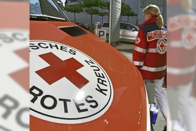 Ortsverein des Deutschen Roten Kreuzes sucht nach Freiwilligen fürs Aussortieren
