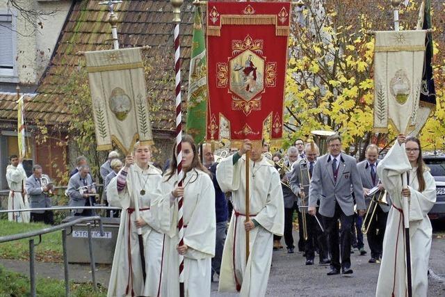 Patrozinium St. Martin in Obersäckingen