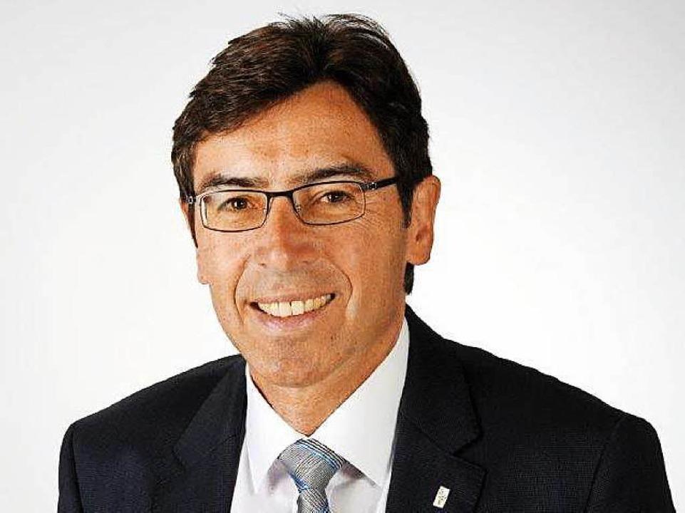 Startet in seine dritte Amtszeit als Bürgermeister von Renchen: Bernd Siefermann    Foto: bz