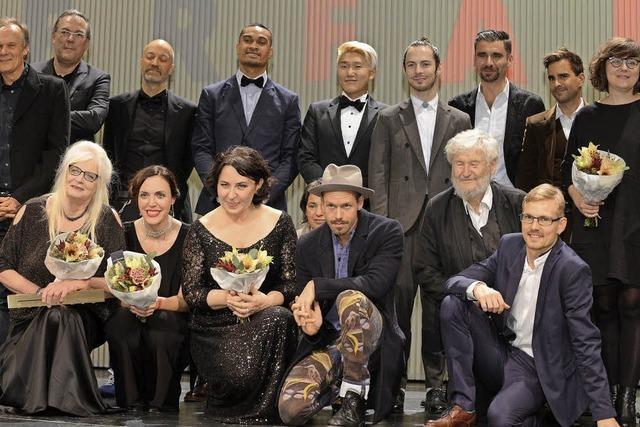 Theaterpreis Der Faust wurde dieses Jahr in Freiburg vergeben
