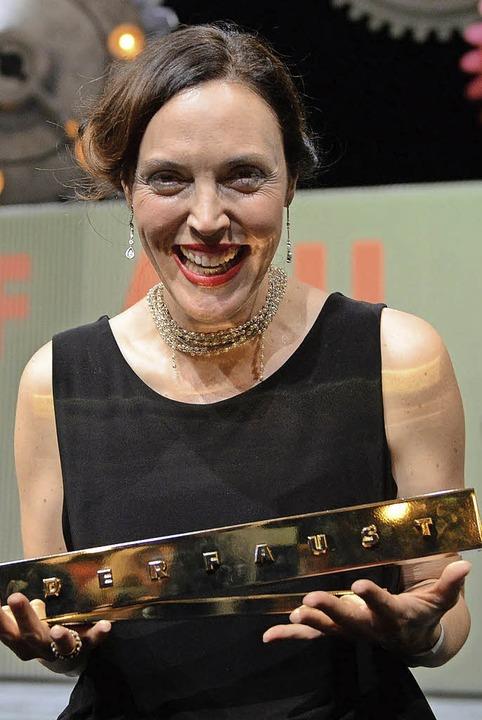Happy: Nicole Chevalier  | Foto: Rita Eggstein