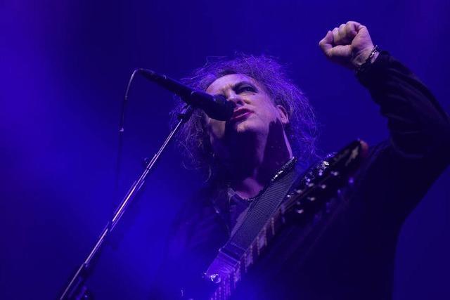 The Cure begeistern bei ausverkauftem Konzert in Basel