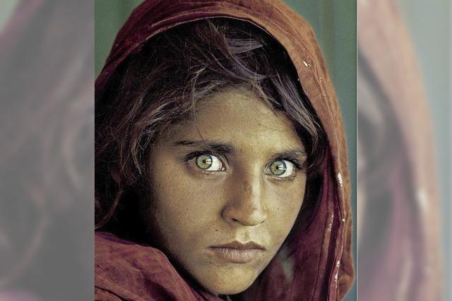 Einstiges Covergirl von National Geographic wird in Pakistan verhaftet und nach Afghanistan abgeschoben