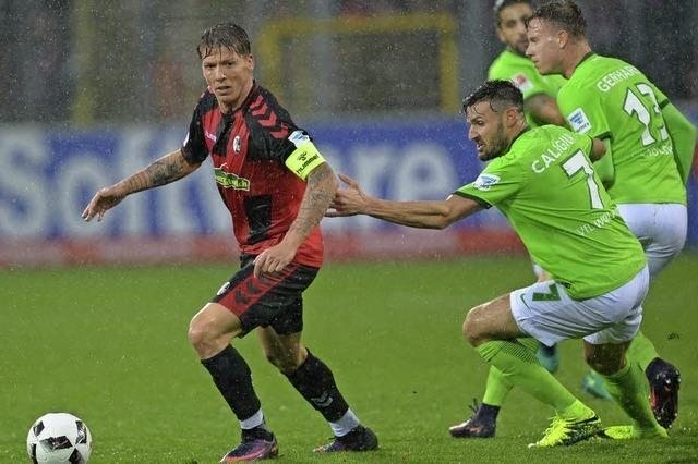 Durchgecheckt: Die Spieler des SC Freiburg nach der Heimniederlage in der Einzelbewertung