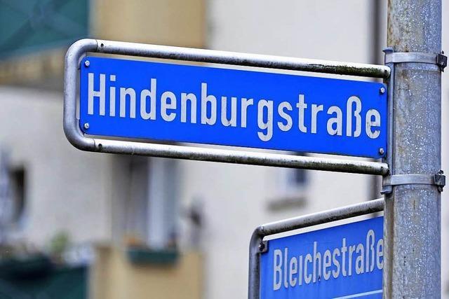 Die BZ lädt zur Podiumsdiskussion über die Änderung der Freiburger Straßennamen ein