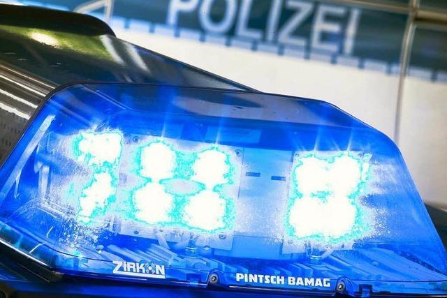 Auto überschlägt sich zwischen Egg und Bad Säckingen