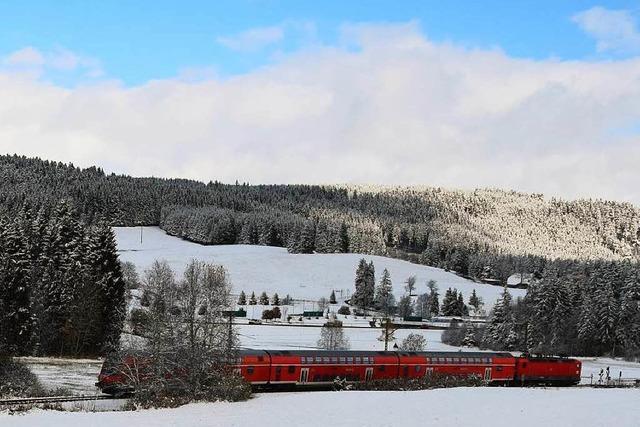 Teile der Höllentalbahn und der Dreiseenbahn sind von Freitag bis Sonntag gesperrt