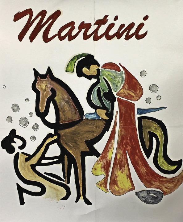 Der heilige Martin wird am 11. November gefeiert.   | Foto: H. Bader