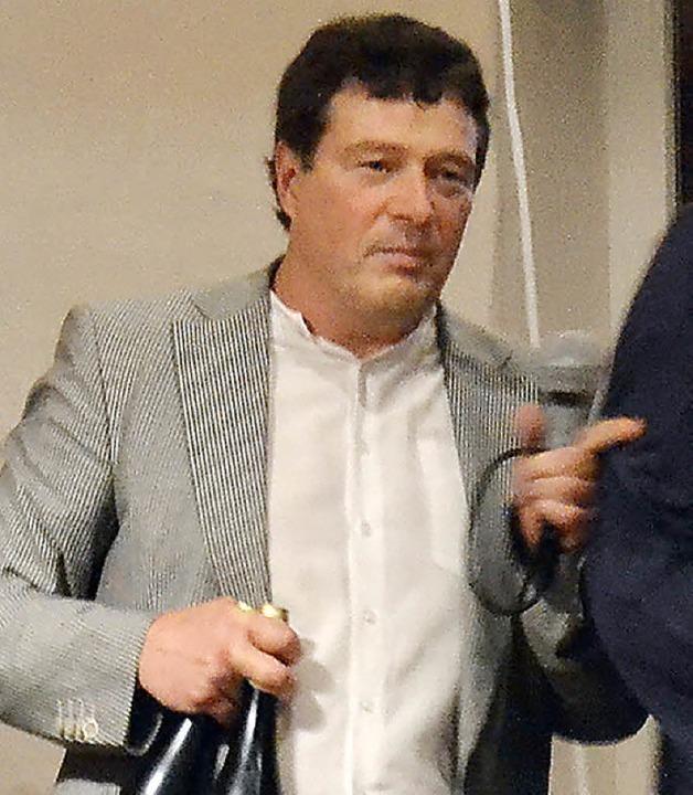 Nach-Lese-Programmchef Günther Laubis   | Foto: Harald Rudolf