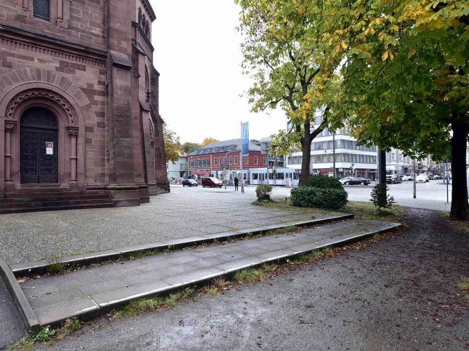 Südseite der Johanneskirche  | Foto: Thomas Kunz