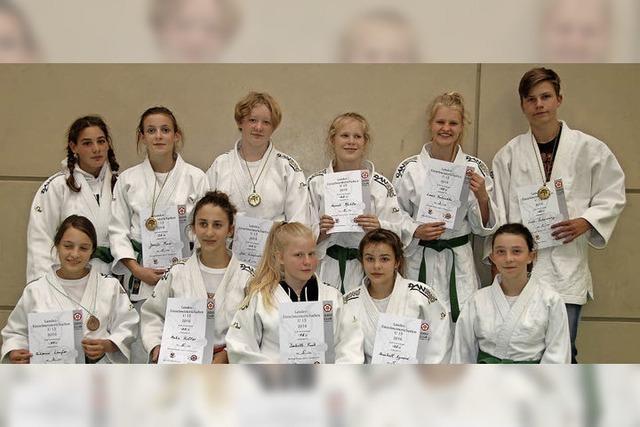 Judo-Nachwuchs so erfolgreich wie lange nicht
