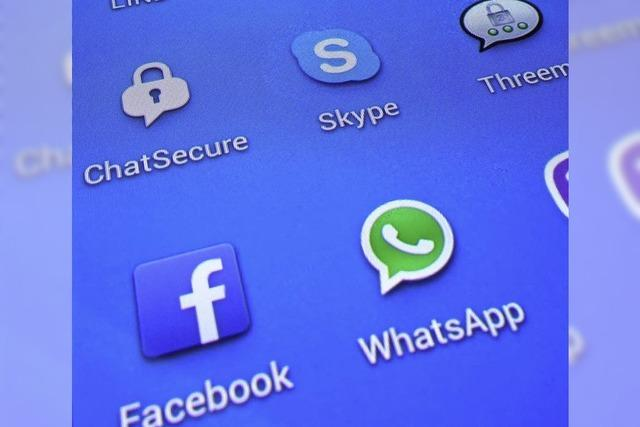 LESER FRAGEN – DIE BZ ANTWORTET: Was und wo sind die sozialen Netzwerke?