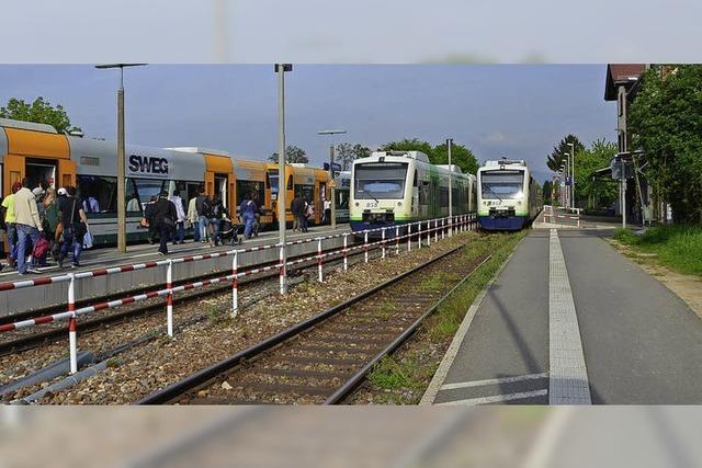 Planfeststellung zur S-Bahn startet