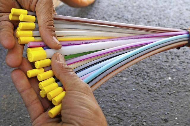 Breitbandversorgung soll besser werden
