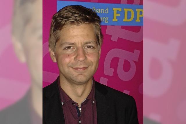Hartmut Hanke will mit Kreis-FDP überraschen