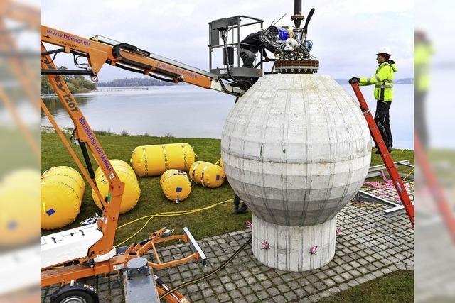 Forschung im Bodensee