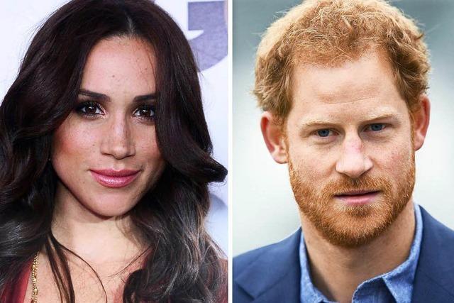 Prinz Harry bestätigt Beziehung zu Meghan Markle