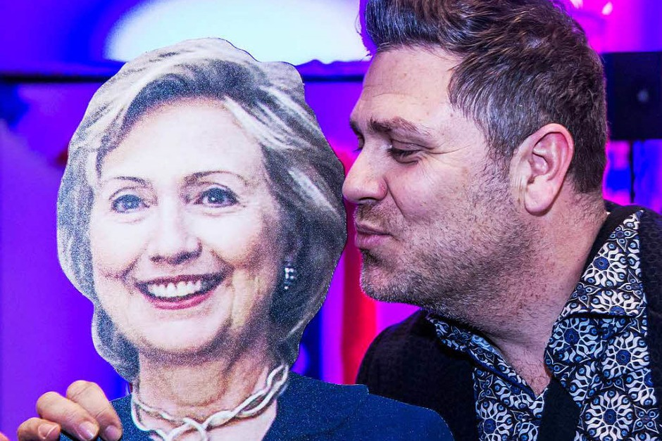 Clinton oder Trump? (Foto: Julia Klaus)