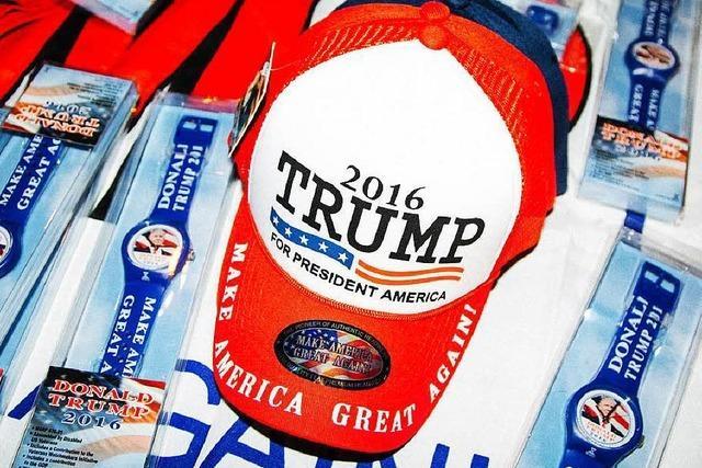 Überraschungssieger Trump zieht ins Weiße Haus ein - Demoskopen patzen