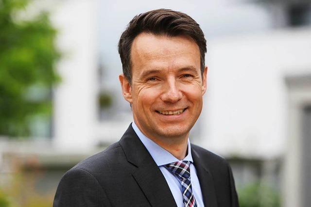 Andreas Hall ist einziger Kandidat