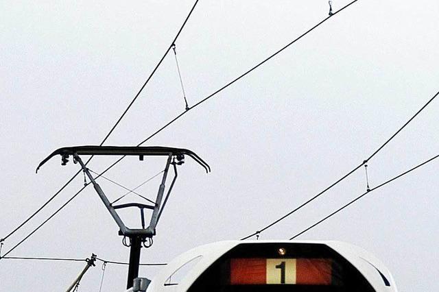 Panne behoben: Straßenbahnen fahren wieder in ganz Freiburg
