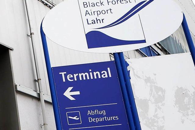 Der Flugbetrieb in Lahr wird wohl bis 2021 fortgesetzt