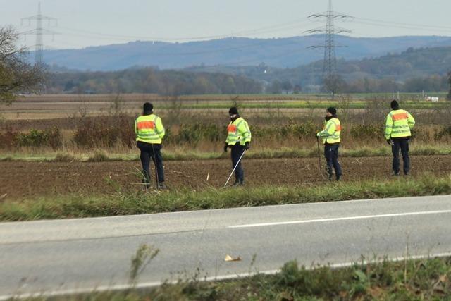 Endingen/Freiburg: Die quälende Suche nach einer Spur