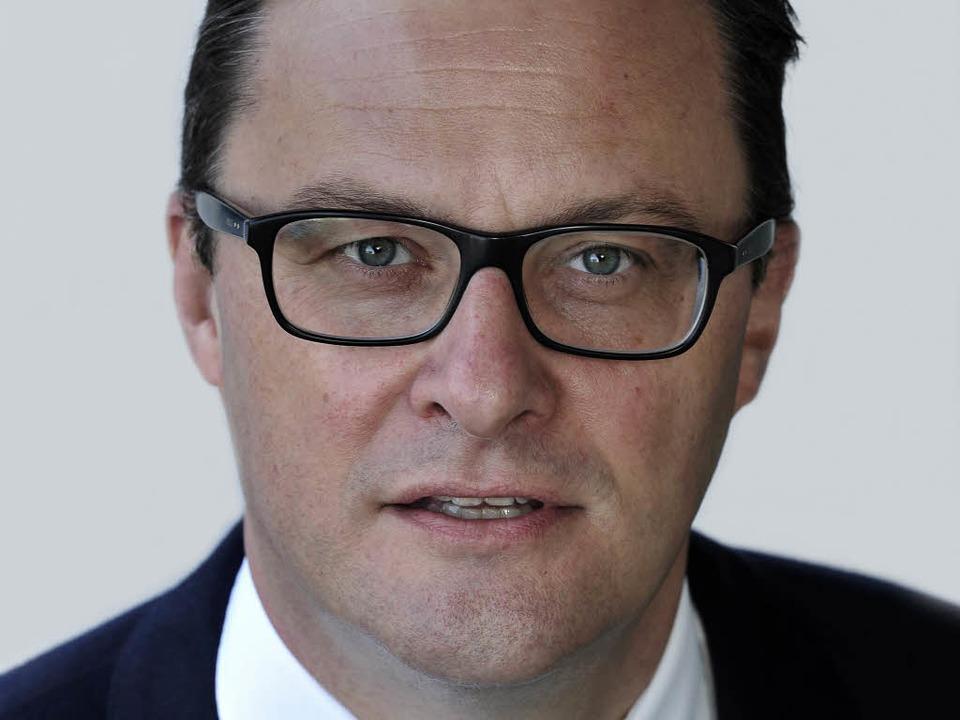 Redakteur Holger Knöferl beschäftigt s...dem Begriff der Political Correctness.  | Foto: Thomas Kunz