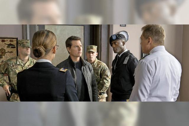 Edward Zwick über die Rolle des Regisseurs, Tom Cruise, Stunts und finanzielle Risiken
